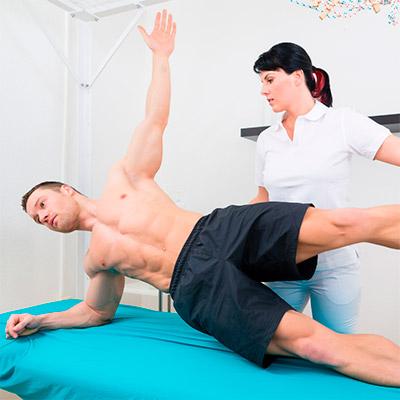 fisioterapia del deporte